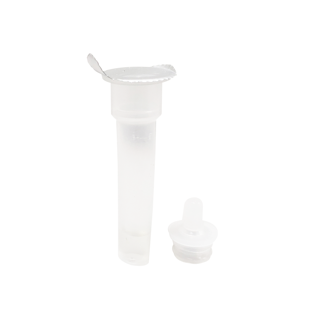 Extraction Buffer Tube & Dripper